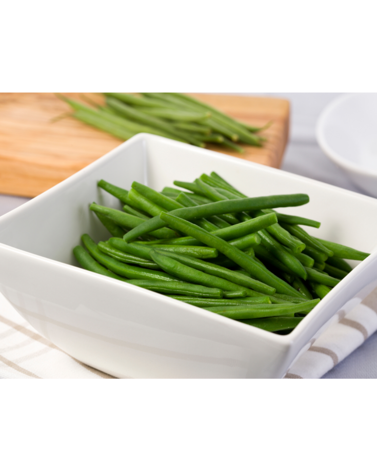 How to Steam Green Beans in the Microwave