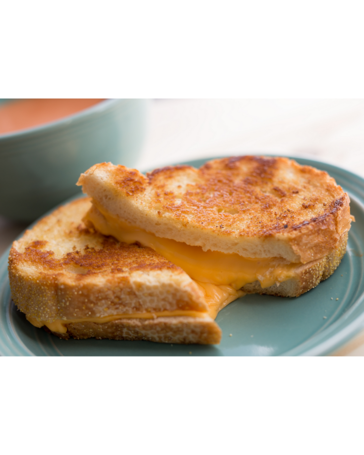 How to Make a Grilled Cheese in the Microwave